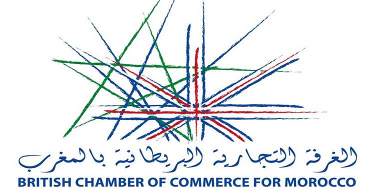 La chambre de commerce britannique au maroc accr dit e par for Chambre de commerce britannique