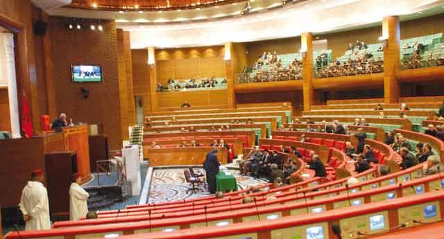Principes de la définition des circonscriptions territoriales : Divergences  autour du projet  de loi à la première Chambre