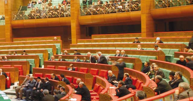 La Chambre des représentants approuve le budget-2013
