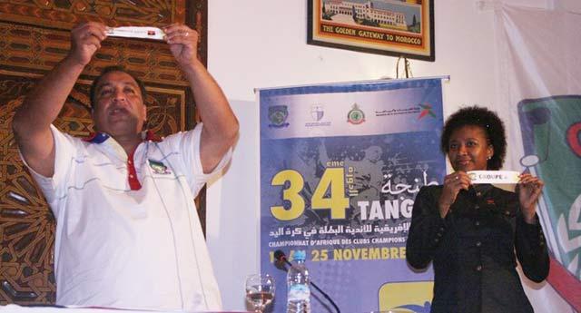 34ème Championnat d Afrique des clubs champions de handball