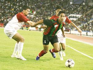 Championnat Pro-élite 1 : Le MAS et le Hassania d'Agadir en lever de rideau