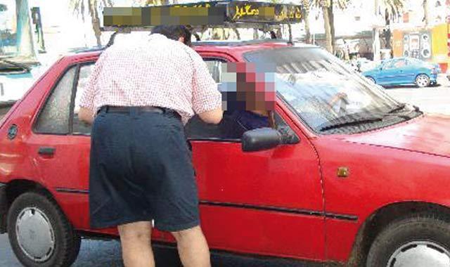 Casablanca: Un chauffeur de taxi trafiquant de drogue épinglé