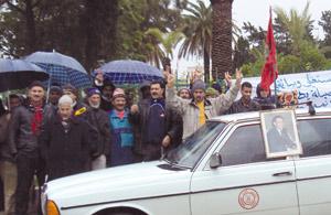 Assilah : grogne des chauffeurs de taxis interurbains