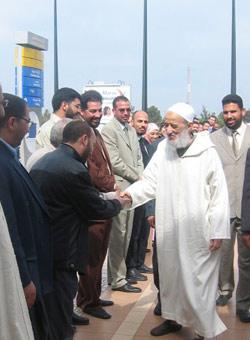 Al Adl wal Ihssan dans le collimateur