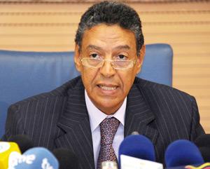 Taib Cherkaoui se penche sur la préparation des lois électorales