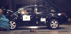 Crash-tests Euro NCAP : encore une pluie d' étoiles