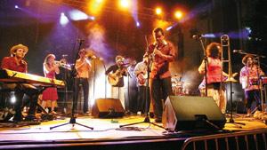 Les musiques latines animeront les nuits d'automne de Tanger