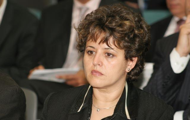 Portrait de Latifa Echihabi, directrice de l ANPME