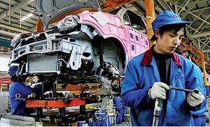 La Chine «lourde» les constructeurs étrangers