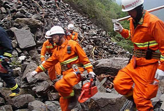 Au moins 50 morts dans un séisme en Chine
