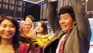 Les bourses étrangères séduisent les PME chinoises