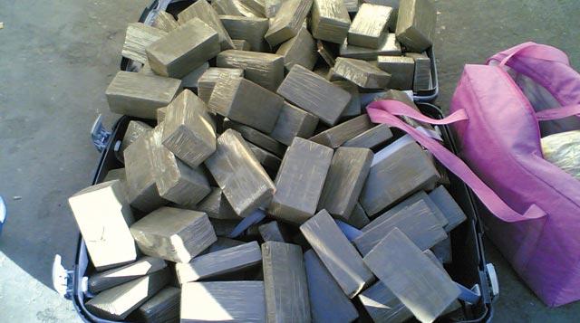 780 kilogrammes de haschich saisis à Lanzarote