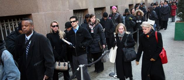Etats-Unis – crise : 365.000 nouveaux inscrits aux allocations de chômage