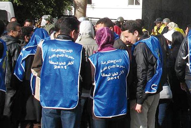 Plus  d'un million  de chômeurs  au Maroc