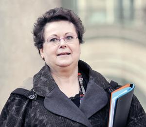 Christine Boutin victime d'un emploi de complaisance