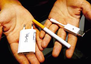 Le danger des cigarettes électroniques