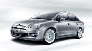 Les nouveaux chevrons de Citroën brillent en Chine