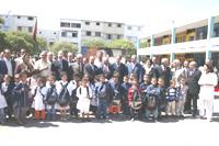 Le Lion's Club équipe 500 écoliers