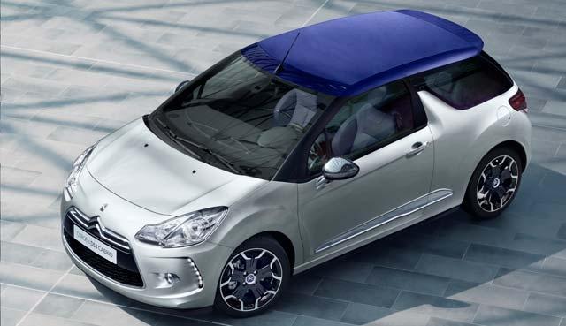 Citroën DS3 Cabrio : Une déesse qui tombe le haut