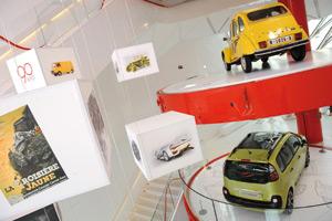 Citroën : Grandes célébrations pour fêter ses 90 ans