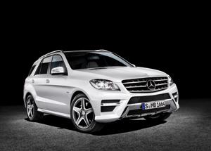 Mercedes Classe M : Une étoile de plus pour Mercedes