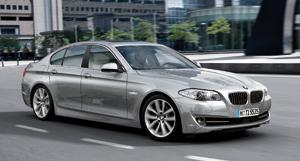 BMW Série 5 : une 7 en plus discrète