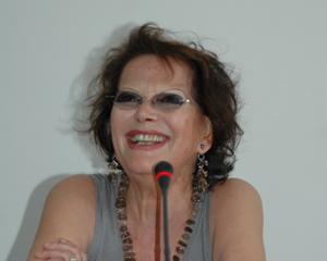 Claudia Cardinale raconte son parcours à Tétouan