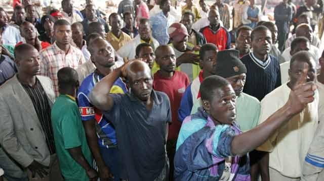 ARRESTATION DE TROIS RESSORTISSANTS AFRICAINS QUI TRAVAILLAIENT ILLÉGALEMENT AU MAROC