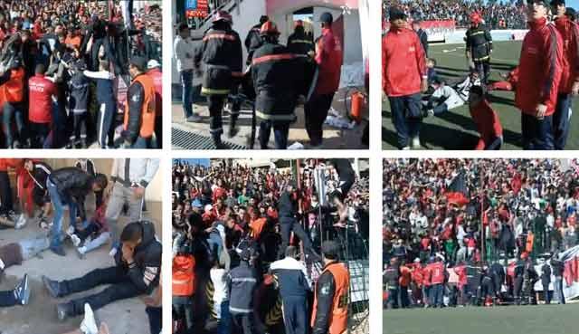 Le match CODM-MAS émaillé par des actes de vandalisme : On a frôlé le pire à Meknès
