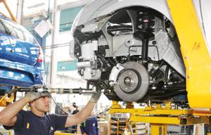 L'Algérie veut son usine Renault