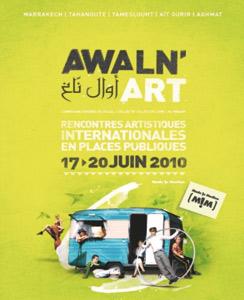 Festival Awaln'art : l'art et le théâtre de rue célébrés à Marrakech