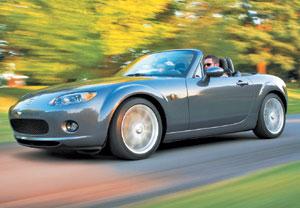 Mazda MX-5, l'«automobile-plaisir» par excellence