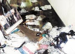 Complexe Mohamed V : un incendie mystérieux