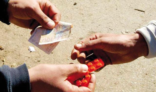 Casablanca : Une femme et deux jeunes hommes arrêtés pour trafic de comprimés psychotropes