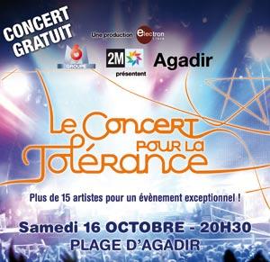 Jennifer, Yael Naim, Ribab Fusion et les autres réunis à Agadir
