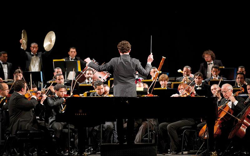 Concert de l'Orchestre philharmonique du Maroc : Au bonheur des mélomanes