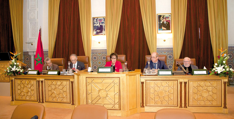 Session annuelle de l'Académie Hassan II: Réflexion autour de la transition de la science