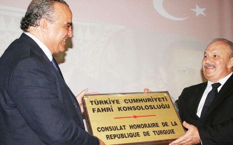 Un nouveau consulat honoraire de la Turquie inauguré à Tanger