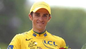 Tour de France : Alberto Contador maillot jaune controversé