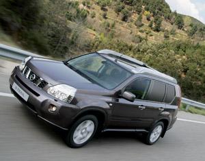 Nissan X-Trail : Né sous X