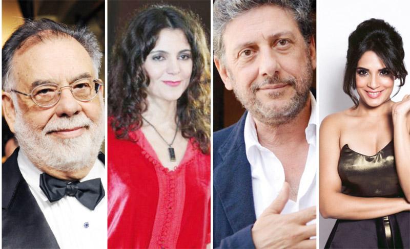 Un jury de taille pour le 15ème FIFM: Coppola, Ayouch, Casatellito, Chadda, Kawase…