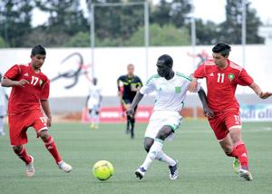 Le Maroc sera opposé à la Gambie au 2e tour