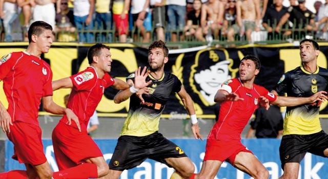 Coupe de la CAF  : Terminus pour  le FUS