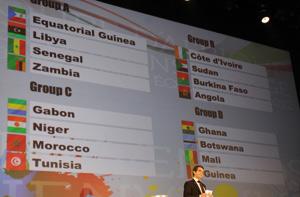 Tirage au sort de la Coupe d'Afrique des Nations-2012 : Le Maroc hérite de la Tunisie