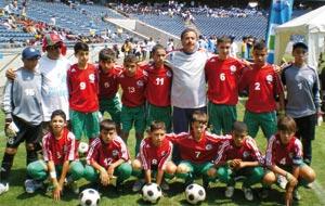 Coupe Danone des Nations : le Maroc décroche pour la première fois la 7ème place mondiale