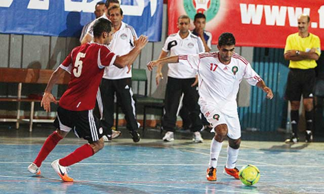 Coupe du monde de futsal : La sélection nationale peaufine sa préparation  en Thaïlande