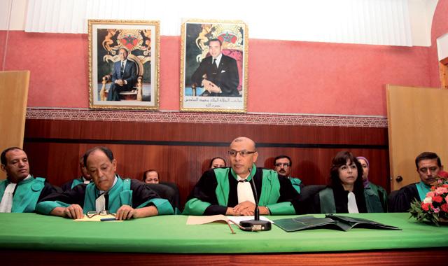 Les juges soumis à une évaluation annuelle