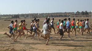 Vingt trois athlètes marocains au cross-country d'Alger