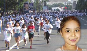 Une course pour sauver la petite Khadija