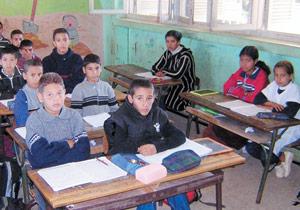 Sidi Moumen : la citoyenneté à l'école